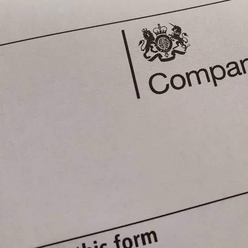 Companies House Form