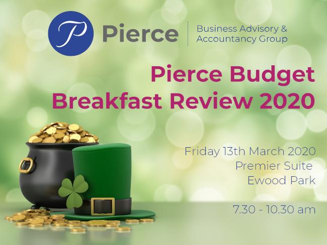 Budget Breakfast 2020